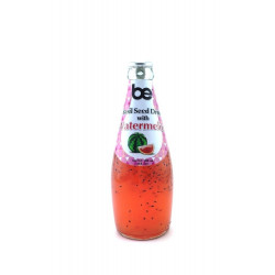 Basil Seed Drink Watermelon Flavour
