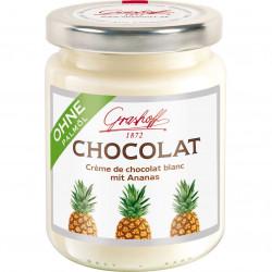 Grashoff Chocolat Blanc mit Ananas