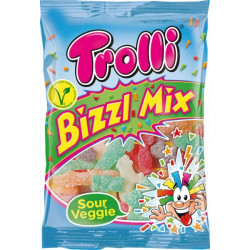 Trolli Bizzi Mix