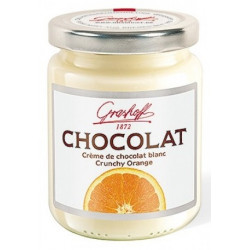 Grashoff Chocolat Blanc Crunchy Orange