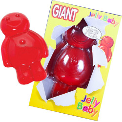 Massive jelly baby