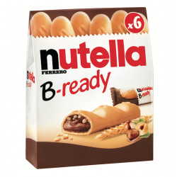 Nutella Bready 6szt.