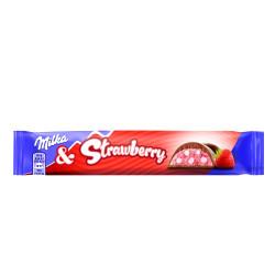 Milka & Strawberry
