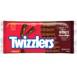 Twizzlers Hershey's Chocolate Twist