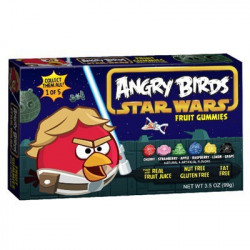 Angry Birds Star Wars Fruit Gummies 1/5