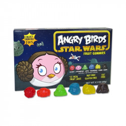 Angry Birds Star Wars Fruit Gummies 2/5