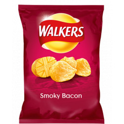 Walkers Smoky Bacon