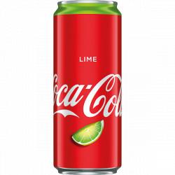 Coca -Cola Lime 330ml