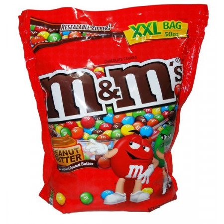 M&M's Peanut Butter XXL BAG