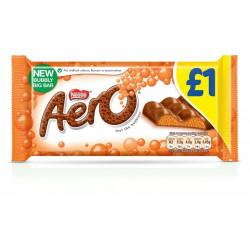 Aero Orange Chocolate