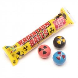 Zed Gum Radiation Balls