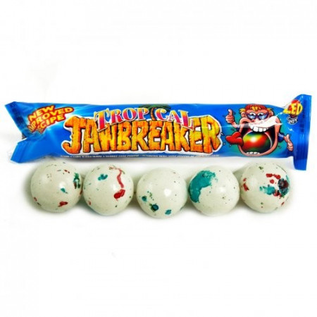 Zed Gum Tropical Jawbreakers
