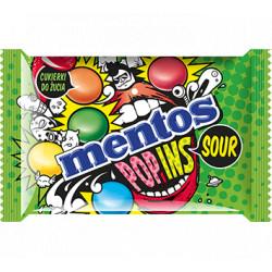 Mentos Popins Sour 25g