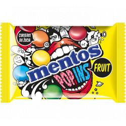 Mentos Popins Fruit 25g