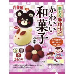 Wagashi Flower & Bear