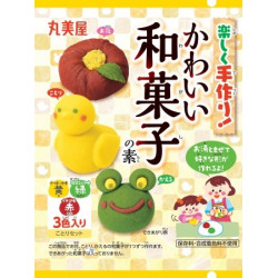 Wagashi Chick & Frog