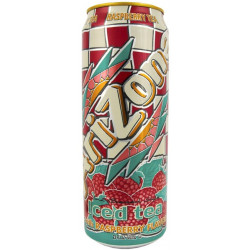 AriZona Iced Tea with Raspberry Flavor