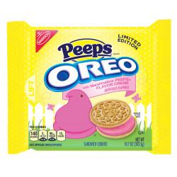 Oreo Marshmallow Peeps Limited Edition
