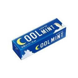 Lotte Cool Mint Gum