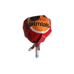 Fazer Super Salmiakki Lollipops