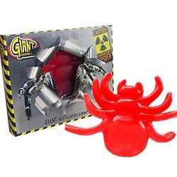 Giant Gummy Candy Spider