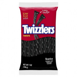 Twizzlers Licorice Twist 198g