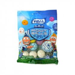 Vidal Foot Balls Bubble Gum