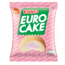 Euro Cake Strawberry 1 sztuka