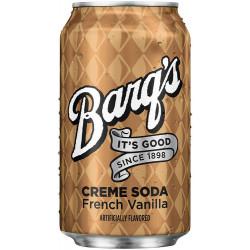 Barq's Creme Soda French Vanilla