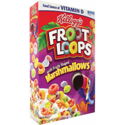 Froot Loops Marshmallows