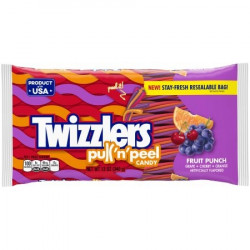 Twizzlers Fruit Punch Pull 'n' Peel