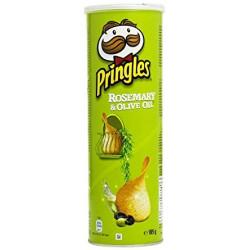 Pringles Rosemary & Olive Oil 165g