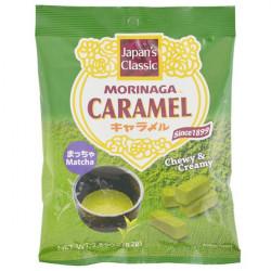 Japan's Classic Morinaga Caramel Matcha