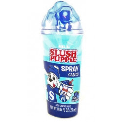 Slush Puppie Candy Blue Raspberry