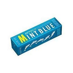 Lotte Mint Blue Gum