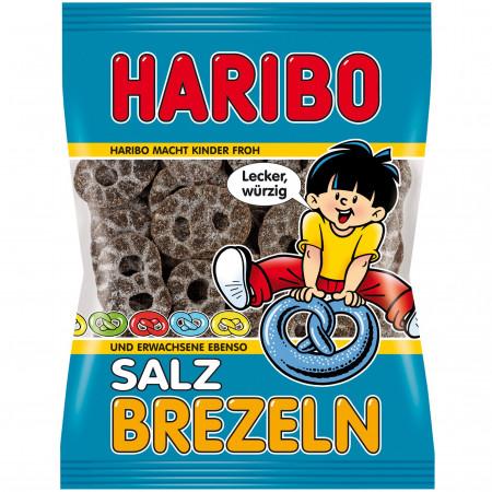 Haribo Salz Brezeln