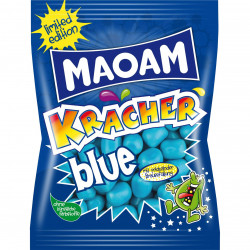 Maoam Kracher Blue Limited Edition