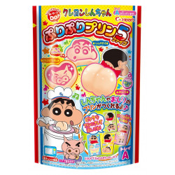 Heart Shin Chan PuriPuri Pudding