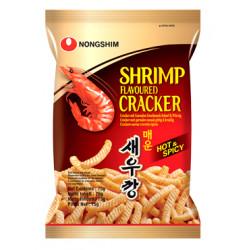 Shrimp Flavoured Cracker Hot & Spicy