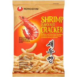 Nongshim Shrimp Flavoured Cracker