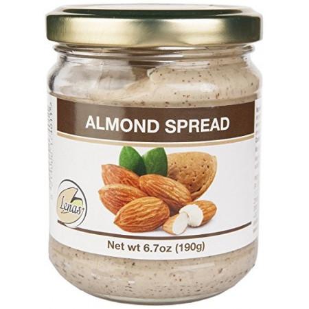 Lenas Gourmet Almond Spread