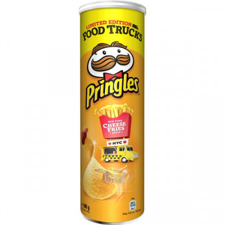 Pringles New York Cheese Fries