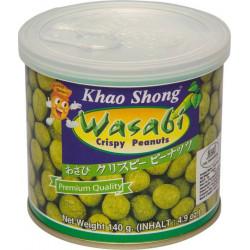 Khao Shong Wasabi Peanuts