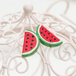 Kolczyki Watermelon