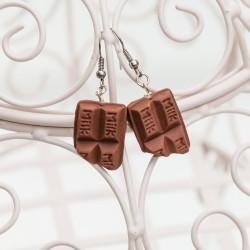 Kolczyki Chocolate