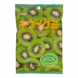 Kasugai Kiwi Gummy Candy