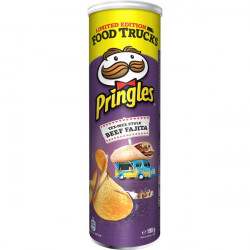 Pringles Beef Fajita
