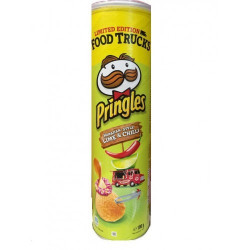 Pringles Lime & Chilli
