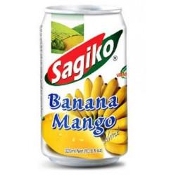 Sagiko Banana Mango