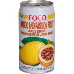 Foco Mango & Passion Fruit Juice